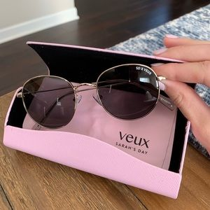 Sarah's Day veux gold summer gypsy sunglasses